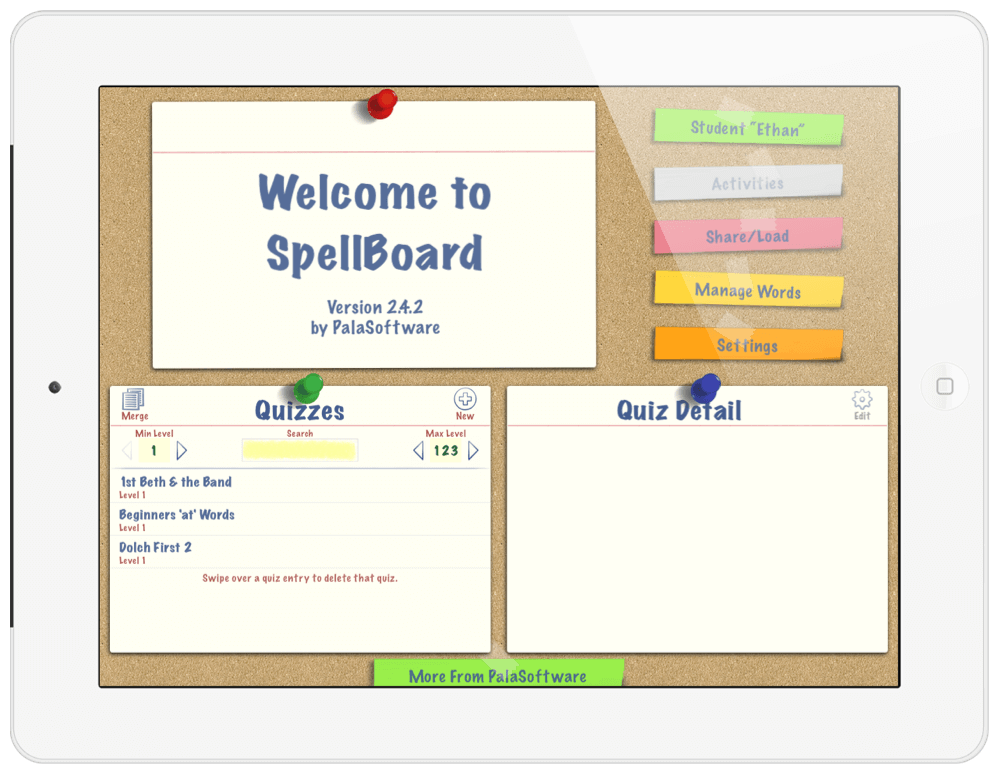 SpellBoard App Review